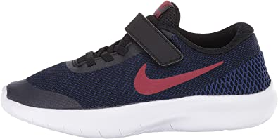 Nike Flex Experience RN 7 (PSV), Zapatillas de Running para Niños, Multicolor (Black/Red Crush/Deep Royal Blue/White 007), 33 EU: Amazon.es: Zapatos y complementos