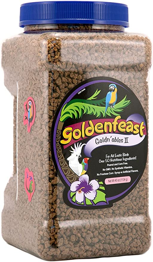 Amazon.com: goldenfeast goldn obles II Extruded Alimentos ...