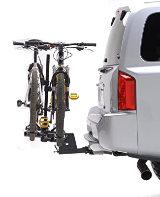 Hollywood Racks HR1400 Sport Rider SE 4-Bike Platform Style Hitch Mount Rack review