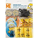 Despicable Me Minions Party Favor Kit, 48pc