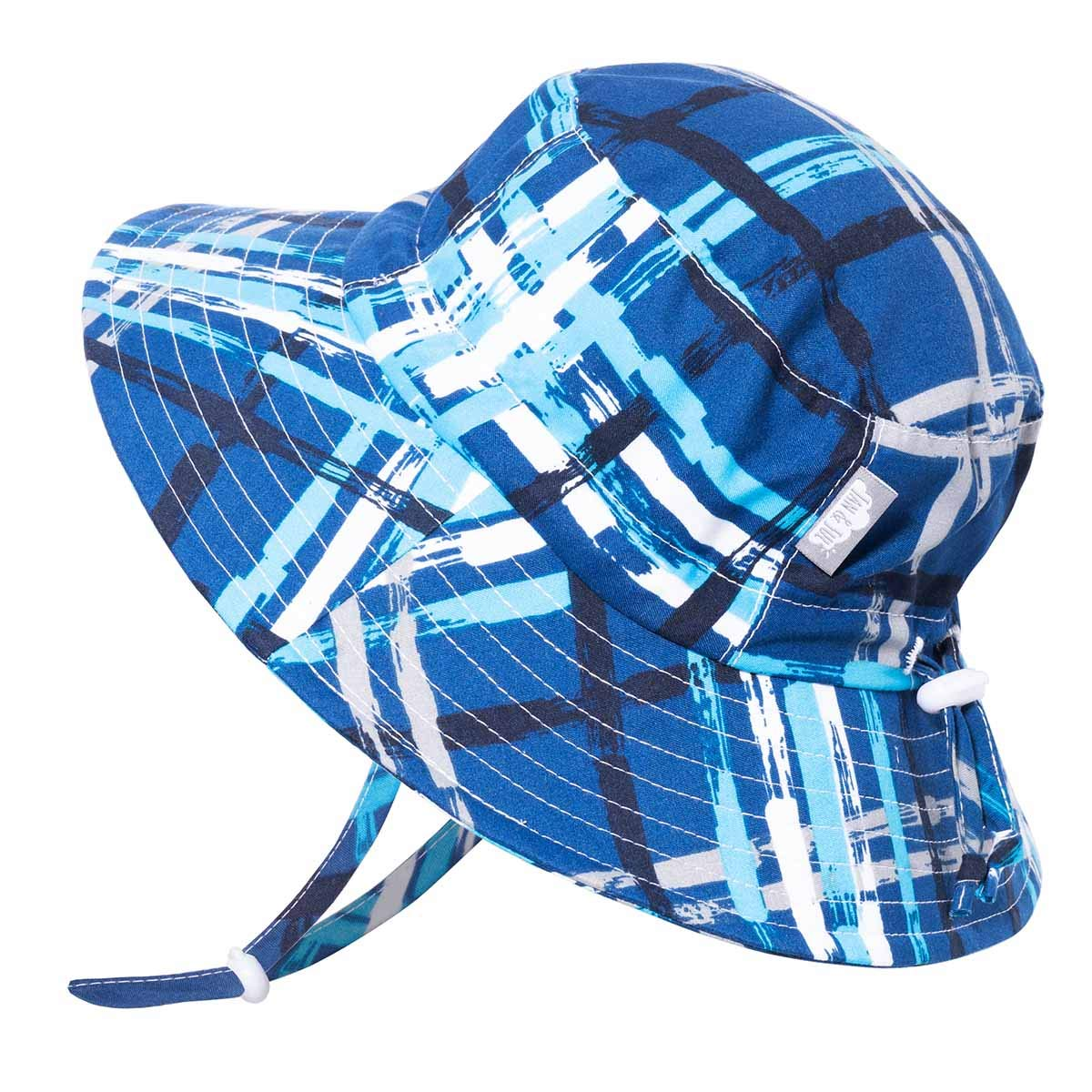 Jan & Jul Baby, Toddler, Kids' Aqua-Dry Sun-Hat with UV Protection, Adjustable Straps product image
