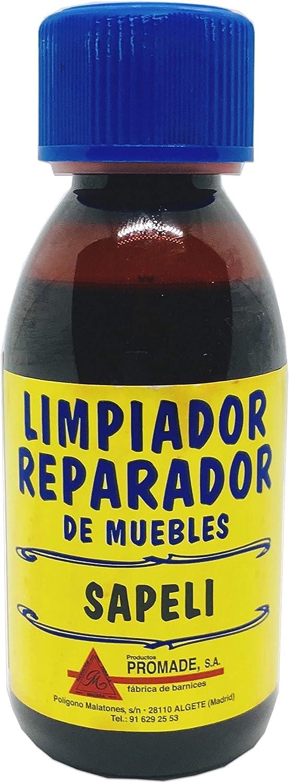 Promade - Limpiador Reparador para Muebles de Madera (375 ml, Sapelly)
