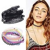 wsloftyGYd 12Pcs/Set Collar Jewelry Gift Women