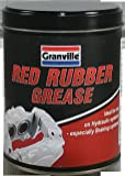 Granville 0846 500g Rubber Grease - Red
