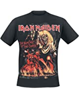 Iron Maiden Number Of The Beast Graphic T-Shirt schwarz