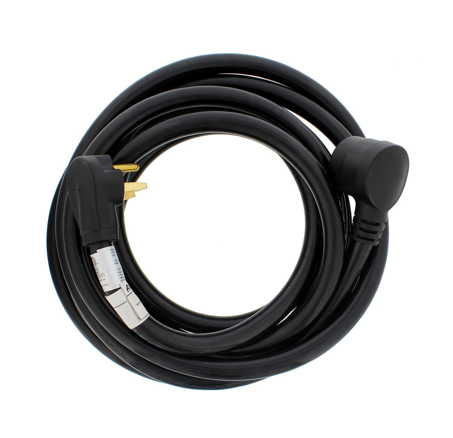 ABN Welding Cable 20' Feet 8 AWG 40A with STW Jacket