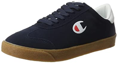 Champion Men's Low Cut Venice Suede Competition Running