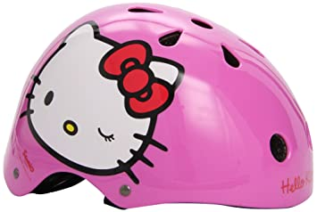 Darpèje HELLO KITTY - Casco tamano S (50-54cm) Rosa