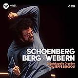 Schonberg, Berg, Webern