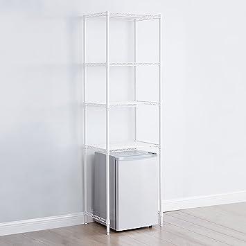 Black DormCo Suprima Extra Height Mini Shelf Supreme