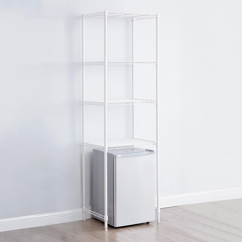 DormCo Suprima Extra Height Mini Shelf Supreme - White
