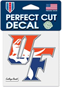 "WinCraft University of Florida Gators UF Pell College Vault 4""x4"" Perfect Cut Die Cut Decal"