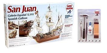 Artesania Latina 18022. Maqueta de barco en madera ...