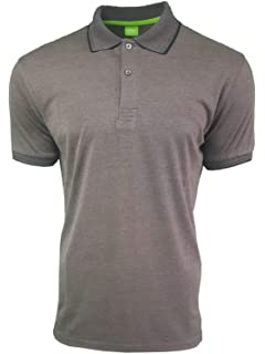 1a7f86158 BOSS Men's Paddy Polo Shirt: Hugo Boss Green: Amazon.co.uk: Clothing