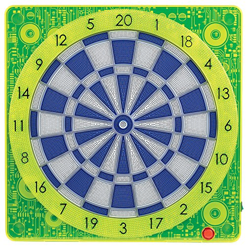 Guz² Electronic 15.5in Professional Smart Dartboard for Single / Multiple Players