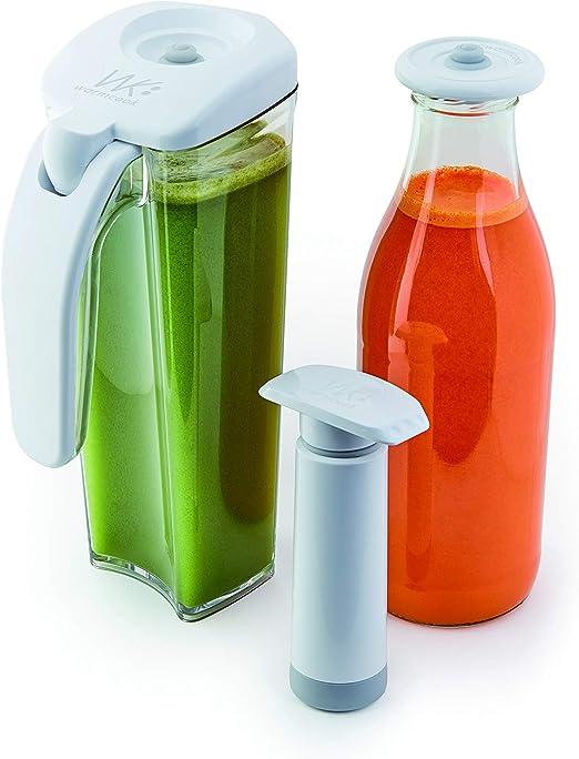 Kit de conservación de zumo al vacío: Amazon.es: Hogar
