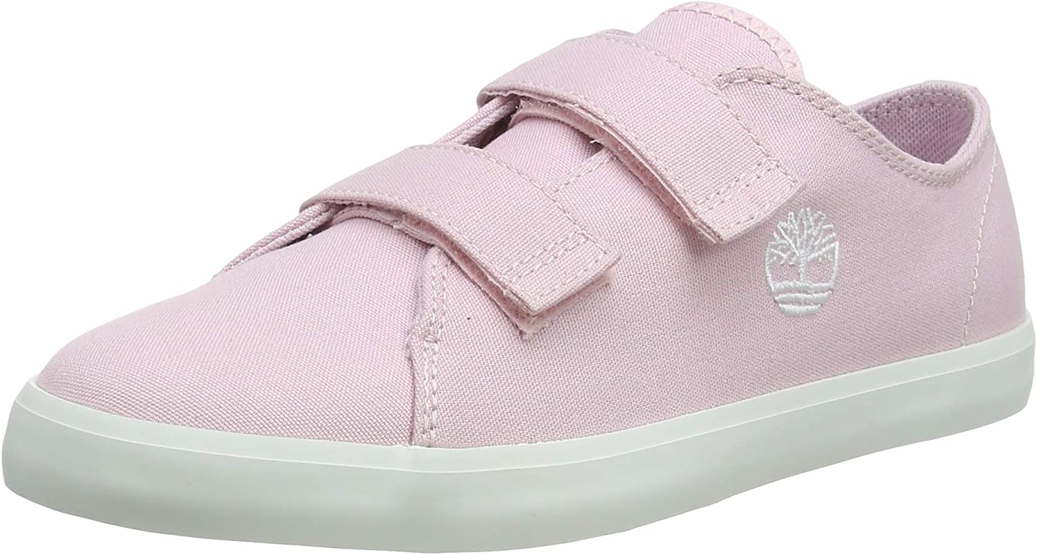 Light Pink Canvas Infant Trainers Shoes