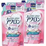 【まとめ買い】アクロン おしゃれ着洗剤 フローラルブーケの香り 詰め替え 400ml×2個