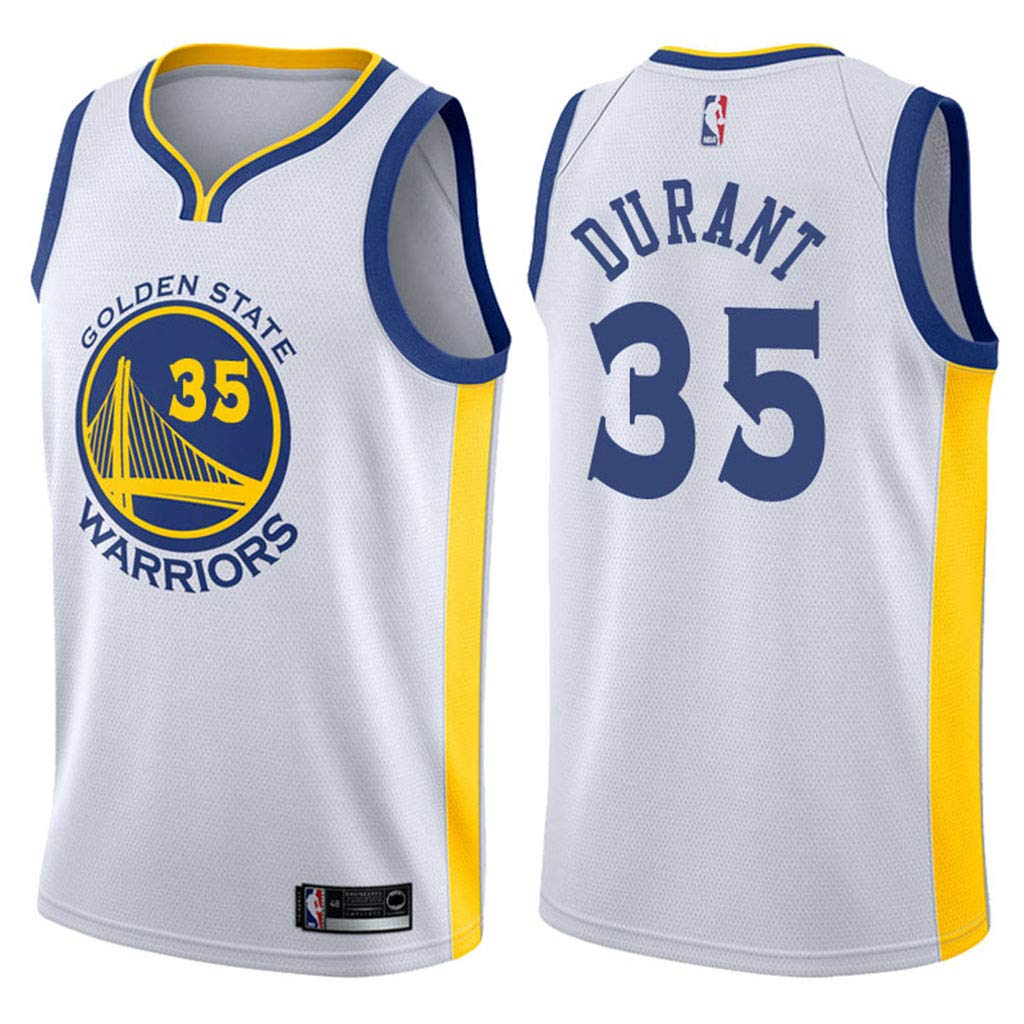 big sale fda15 95a06 Amazon.com : Jordan Men's Golden State Warriors #35 Kevin ...