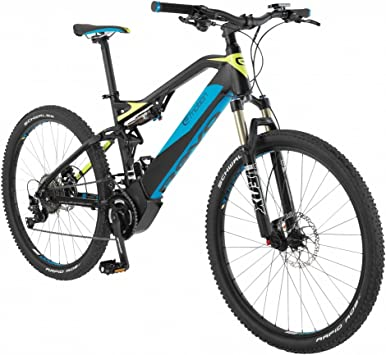 BH-Bicicleta eléctrica EMOTION Revo Jumper 27,5 2016-M: Amazon.es ...