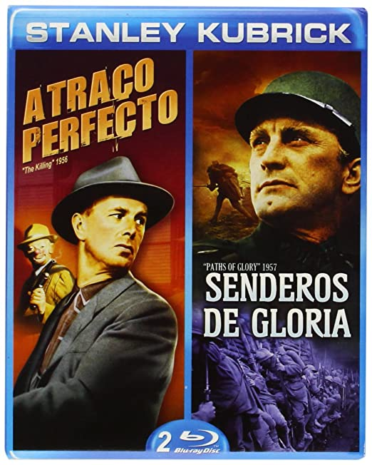 Pack Atraco Perfecto + Senderos de Gloria [Blu-ray]: Amazon.es ...
