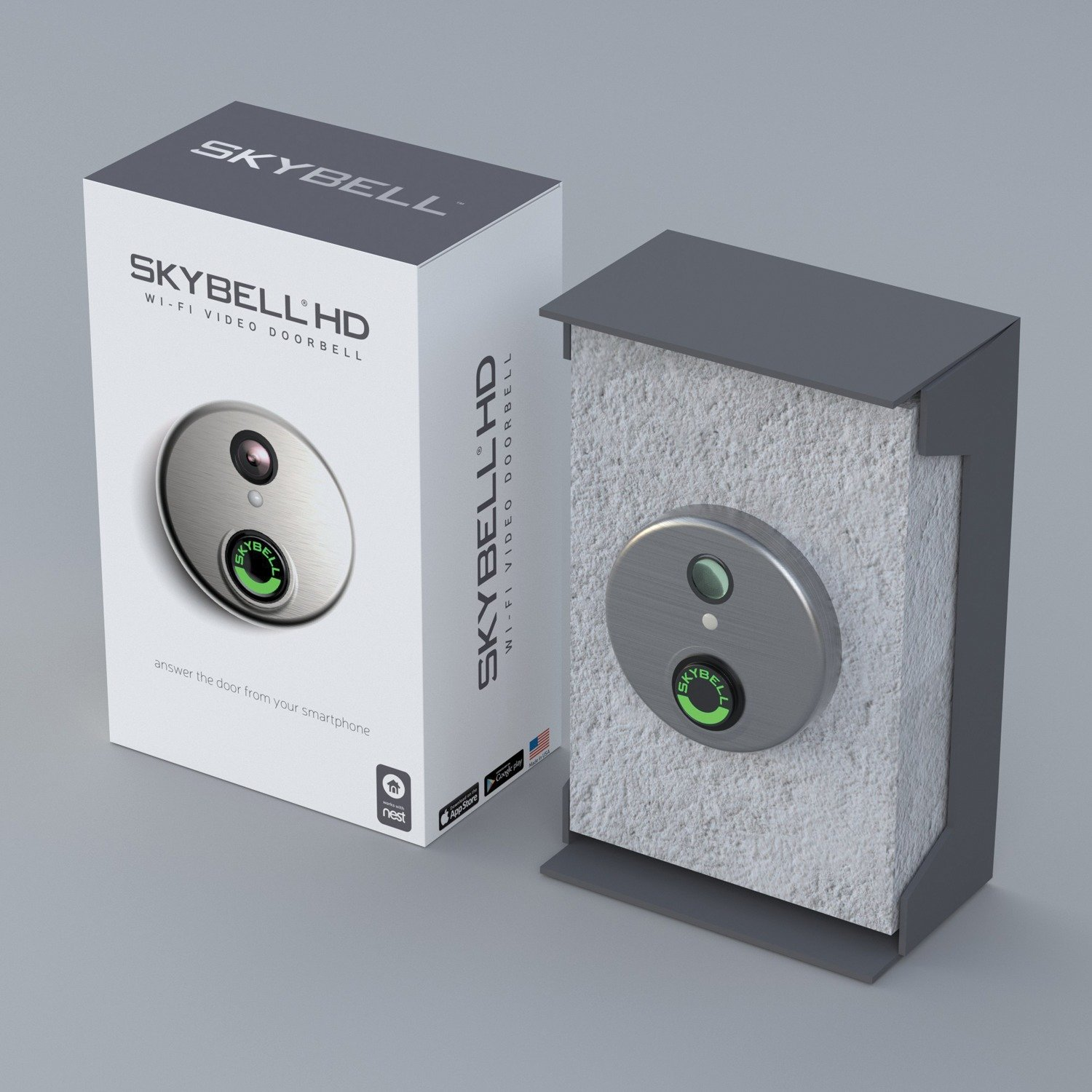 Skybell HD Video Doorbell Black Friday Deals