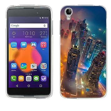 FUBAODA para Alcatel One Touch Idol 3 (4.7 Inch) Funda ...