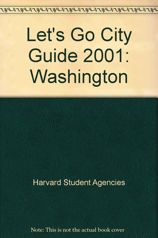 Let's Go City Guide 2001:Washington PDF