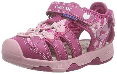 Geox Baby Mädchen B Multy Girl C Sandalen