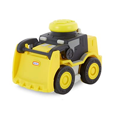 Little Tikes Slammin' Racers Front Loader Truck Vehicle with Sounds: Toys & Games