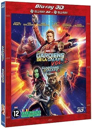 Les Gardiens De La Galaxie Vol 2 [Blu-ray] [Combo