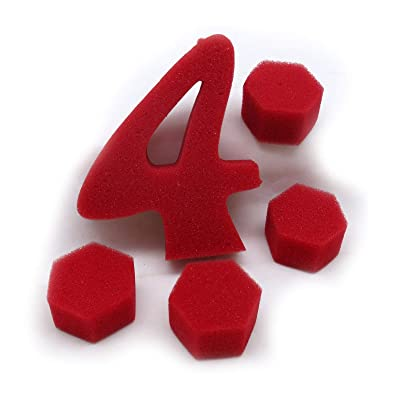 Royal Magic And Then There Were Four From A Simple, Clean Sponge Routine That Produces a Great Effect Without Any Complicated Moves or Slights.: Toys & Games