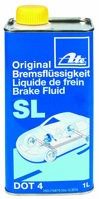 ATE Lí quido de frenos DOT4, 1000 ml 1000ml Continental Reifen Deutschland GmbH 705802