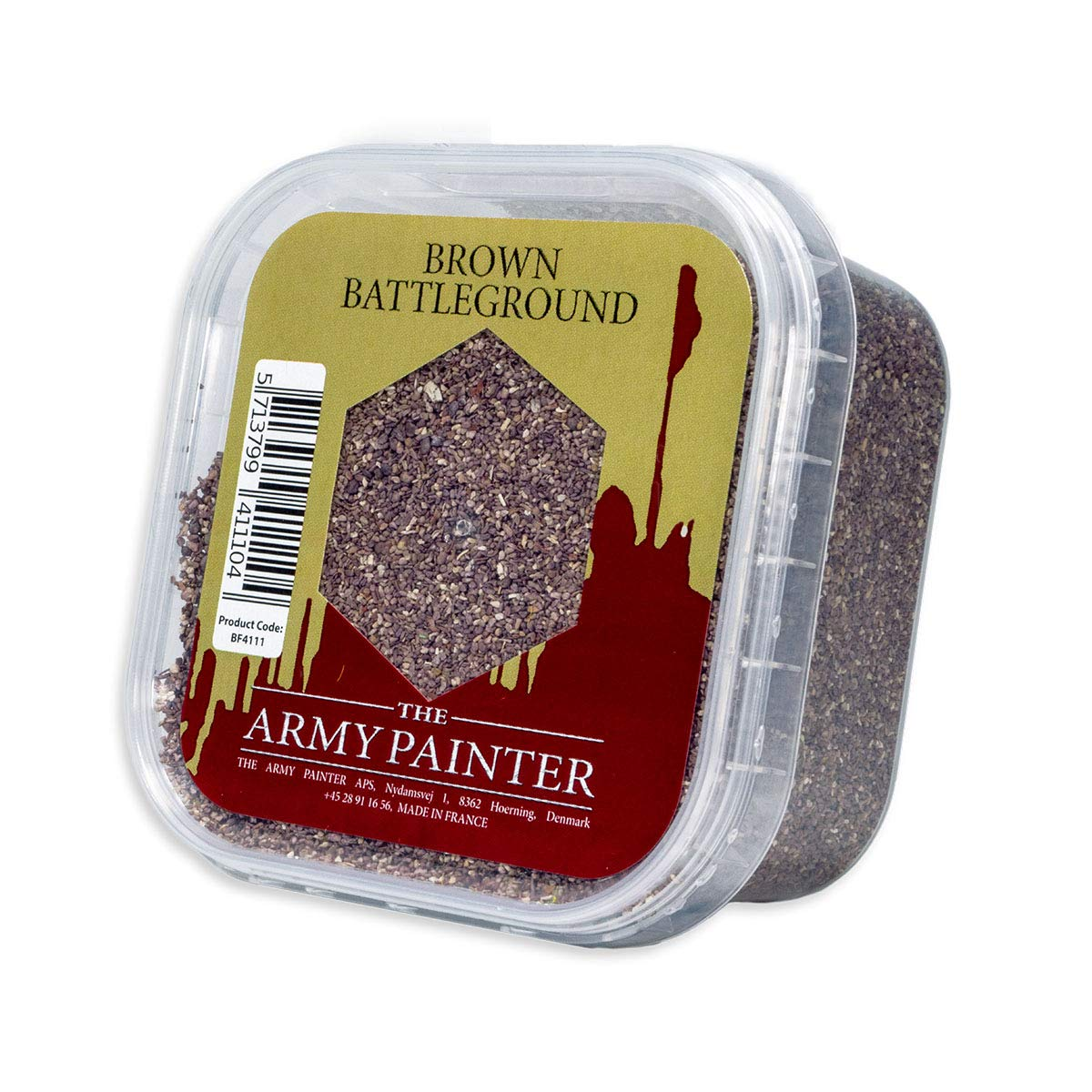 The Army Painter Basing: Brown Battleground - Miniature Models Bases for a Realistic Look