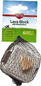Kaytee Lava Block with Wood Chews