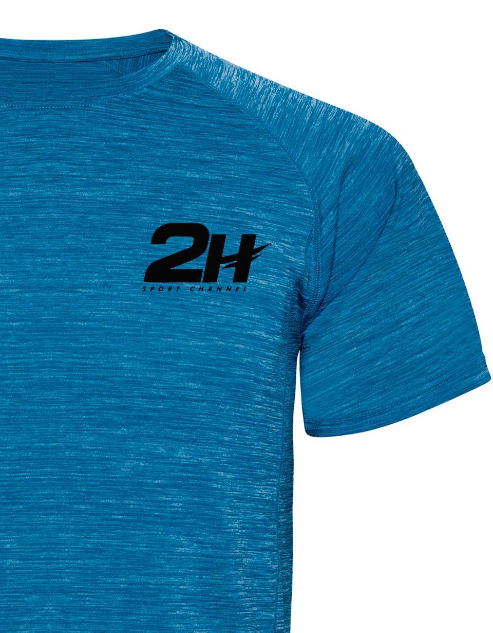 Camiseta técnica de pádel 2H Soldier Blue, XL: Amazon.es: Deportes ...