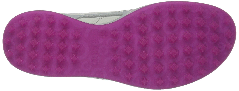 ECCO Women's Biom Hybrid Hydromax Golf Shoe, White/Candy, 39 EU/8-8.5 M US by ECCO (Image #3)