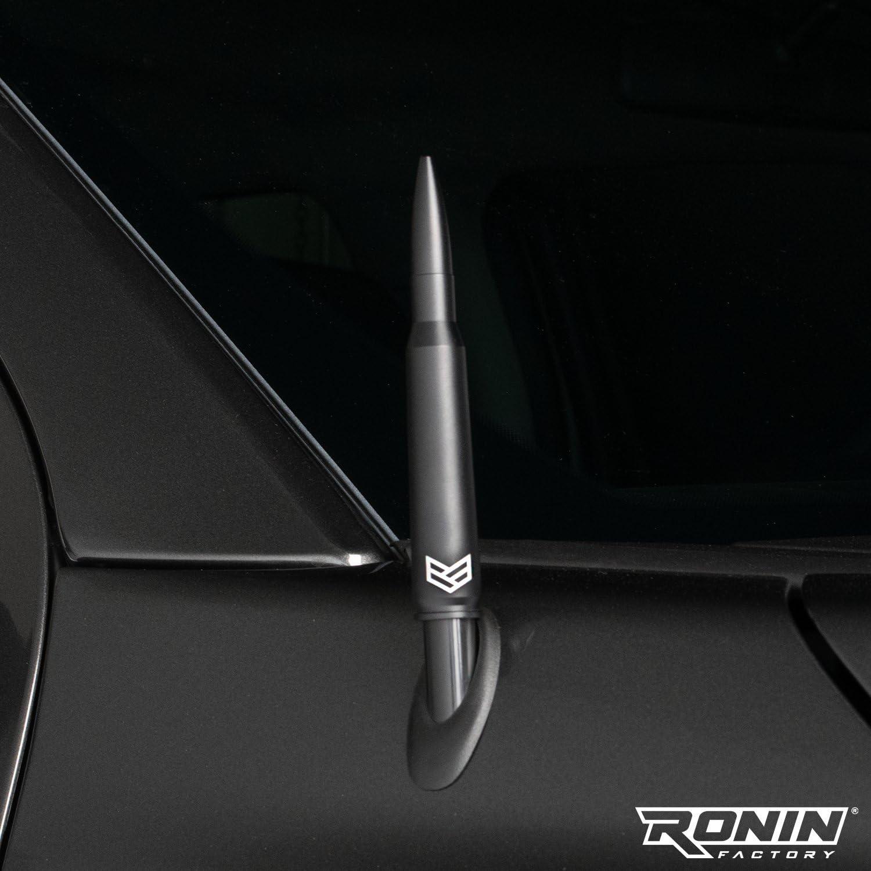 RONIN FACTORY Bullet Antenna for Nissan Titan Anti-Theft Design Short Replacement Antenna