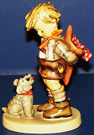 Older Hummel Goebel Not for You 317 Figurine