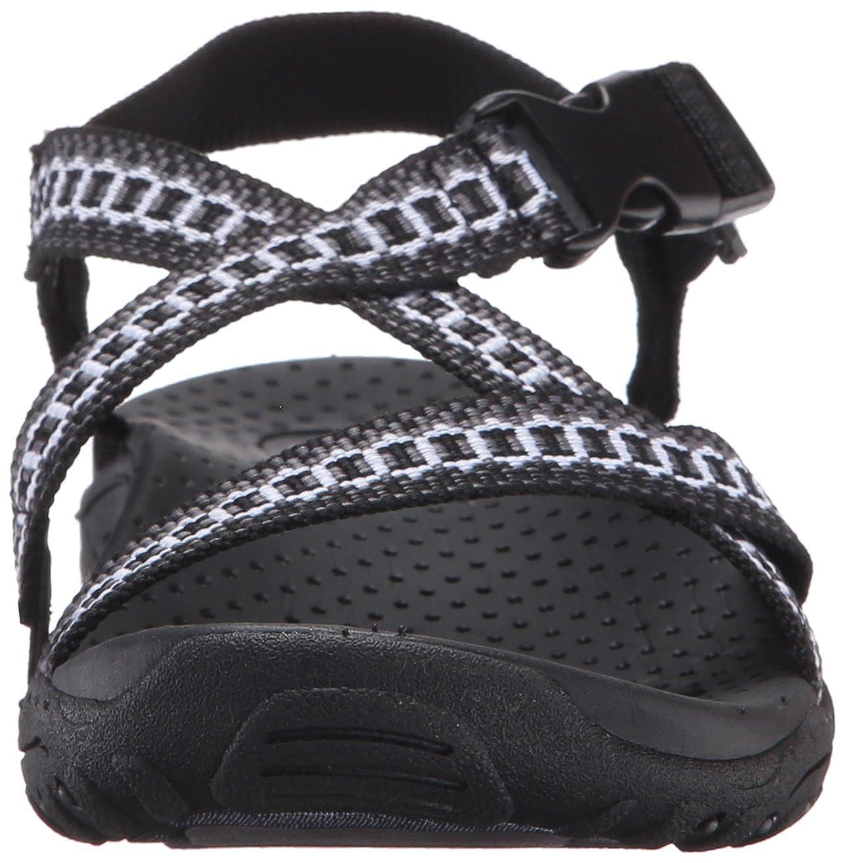 670c588bc782 Amazon.com  Skechers Women s Reggae-Kooky Flat Sandal  Skechers  Shoes