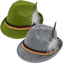 BAVARIAN HATS OKTOBERFEST THEMED QUALITY GERMAN BEER FESTIVAL CHOOSE HAT LOT