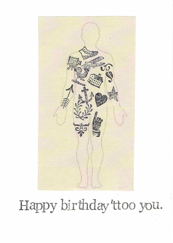 Amazon Happy Birthday Ttoo You Funny Card