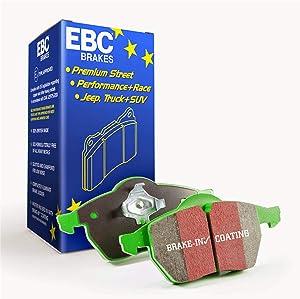 EBC Brakes DP21932 Greenstuff 2000 Series Sport Brake Pad