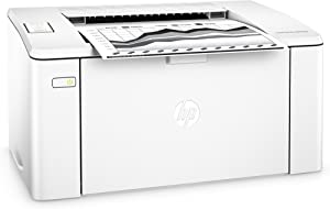 HP Laserjet Pro M102w Wireless Laser Printer (G3Q35A). Replaces HP P1102 Laser Printer (Renewed)