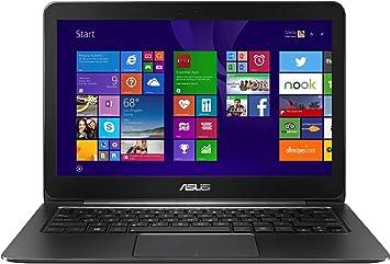 ASUS Zenbook UX305FA-FB003H - Ordenador portátil (Ultrabook, Touchpad, Windows 8.1 , Polímero, Negro, Concha, teclado alemán QWERTZ) [Importado de ...