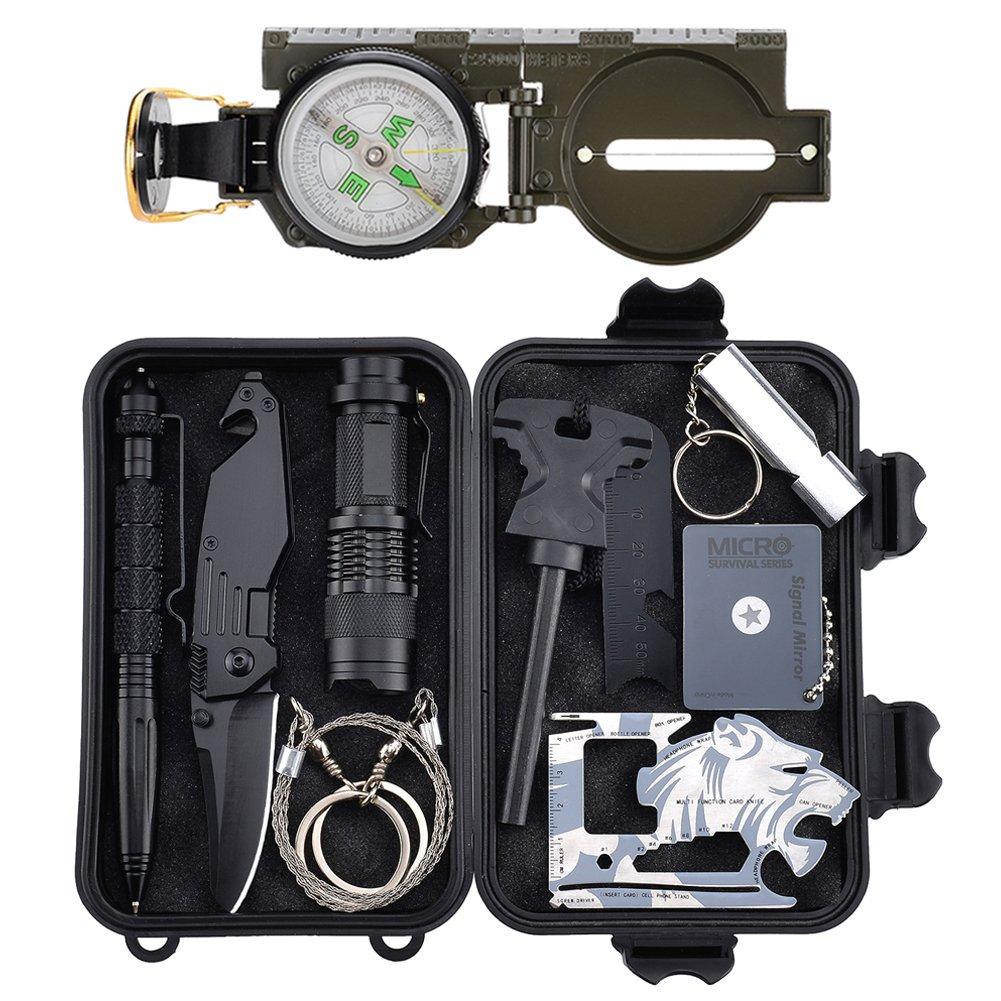 Kits de supervivencia de emergencia  herramientas de supervivencia profesional de Tianer