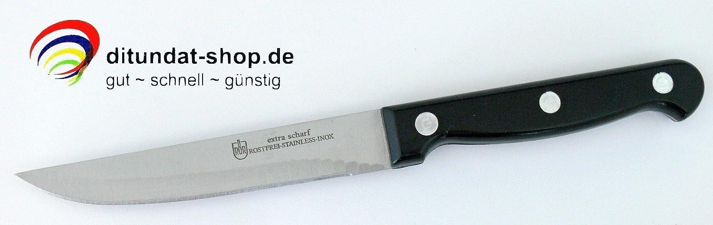 Rör - Cuchillo de carne (2): Amazon.es: Hogar