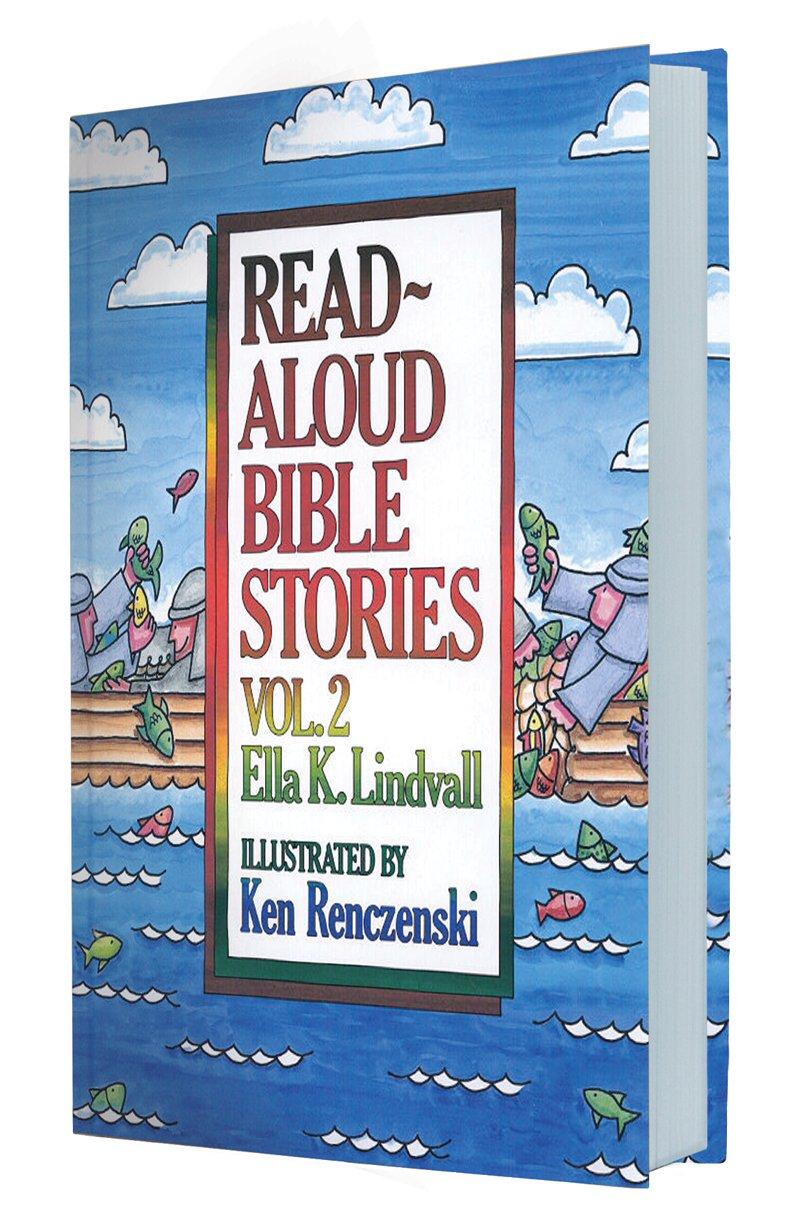 Read Aloud Bible Stories Vol product image