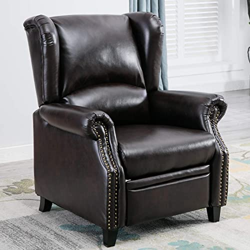 CANMOV Push Back Recliner Chair