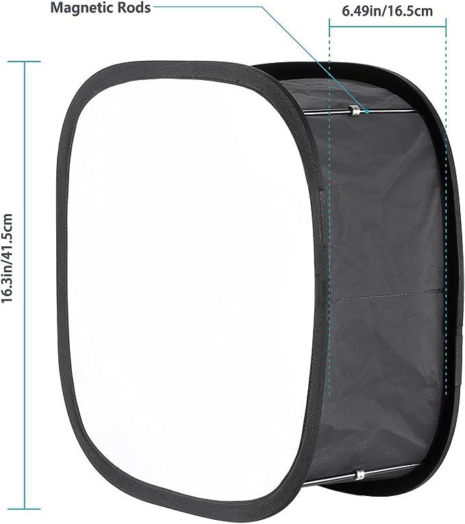 Neewer Softbox Faltbarer Diffusor Für Lichtpanel 660 Kamera